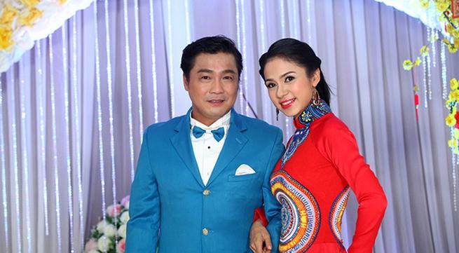 Việt Trinh bất ngờ tái hợp với Lý Hùng trong Hương Tết Việt
