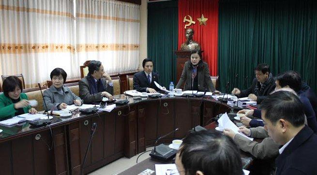Ra mắt Hội đồng thuốc và điều trị Quốc gia
