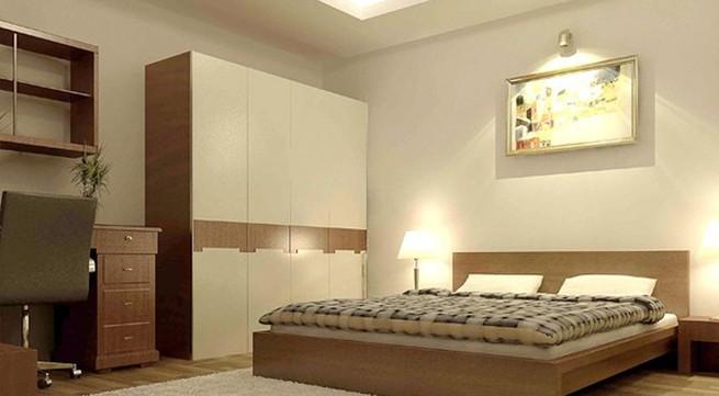 """Bài trí phòng ngủ giúp vợ chồng """"hâm nóng"""" tình yêu"""
