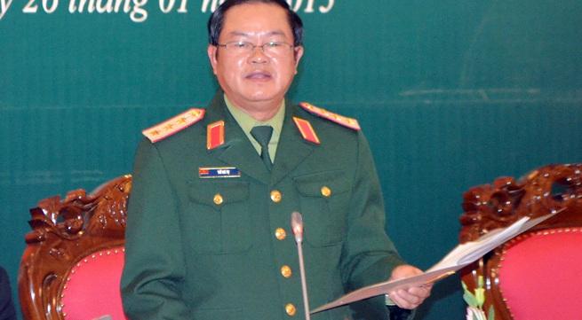 Đại tướng Đỗ Bá Tỵ được bầu làm tân Phó Chủ tịch Quốc hội