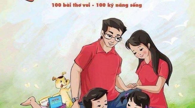 Giật mình với tập thơ dạy trẻ con được trả giá 3 tỷ đồng