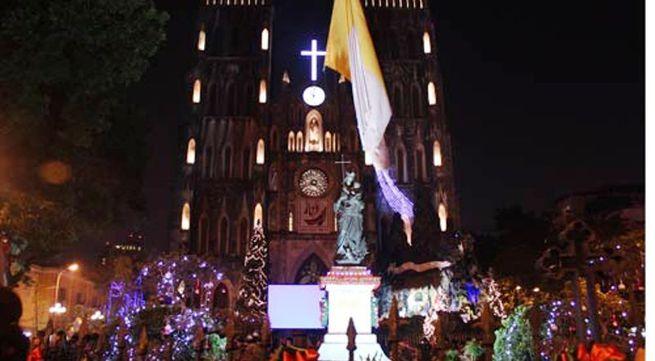 Địa điểm độc đáo đón Giáng sinh tại Sài Gòn