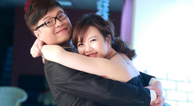 """Hình ảnh ngọt ngào của 9x Việt bên """"ông xã"""" Đài Loan lớn hơn gần 20 tuổi"""
