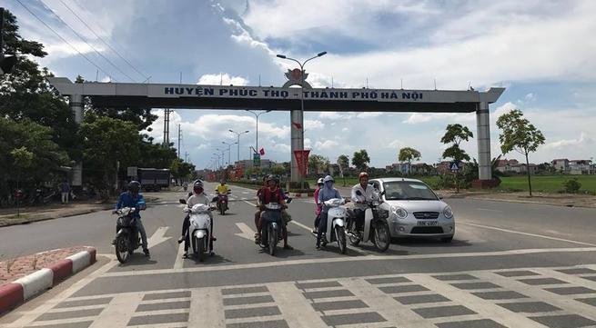 """""""Chuyện lạ"""" ở Phúc Thọ, Hà Nội: Công ty chưa thành lập đã được UBND huyện giao khảo sát lập dự án"""