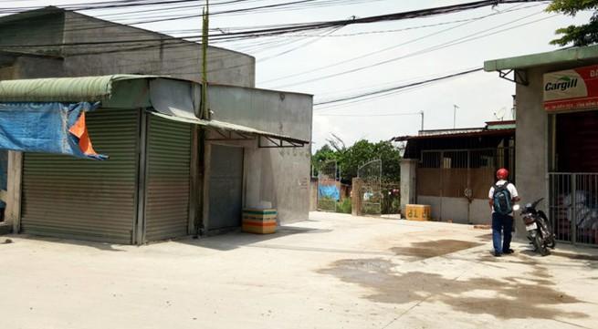 Vụ 6 người bị tạt axít ở Đồng Nai: Chỉ vì tranh chấp vỉa hè