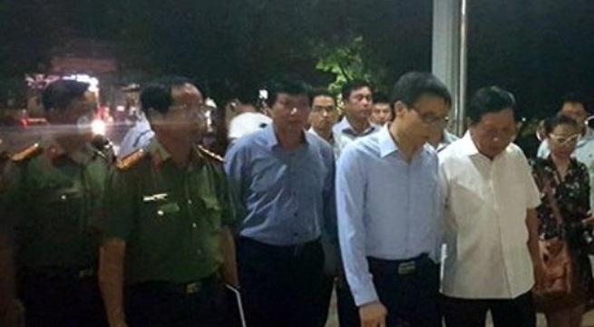Phó Thủ tướng Vũ Đức Đam trực tiếp chỉ đạo vụ 6 người tử vong tại Bệnh viện đa khoa tỉnh Hòa Bình