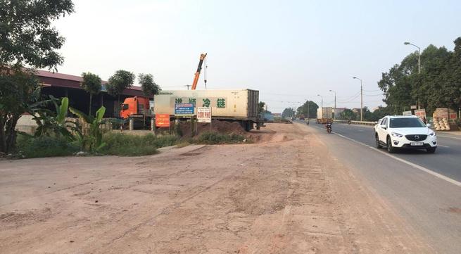Vụ ngang nhiên phá rào Quốc lộ 1 ở Bắc Giang: Trách nhiệm các cơ quan quản lý đường bộ ở đâu?