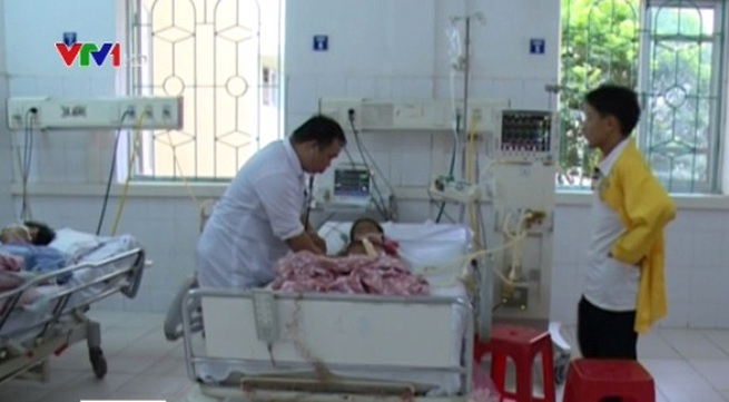 Một trẻ đột ngột tử vong, hai chị em ruột rất nguy kịch tại Cao Bằng