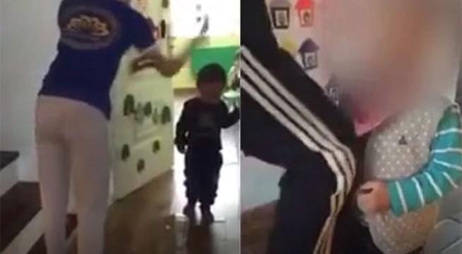 """Vụ cô giáo cầm dép đánh vào đầu học sinh: """"Phòng giáo dục phải chịu trách nhiệm"""""""