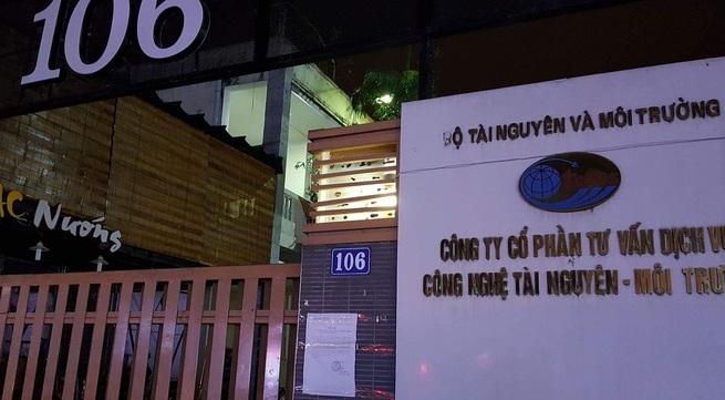 Bộ Tài nguyên và Môi trường kinh doanh hàng ăn trên phố Chùa Láng?