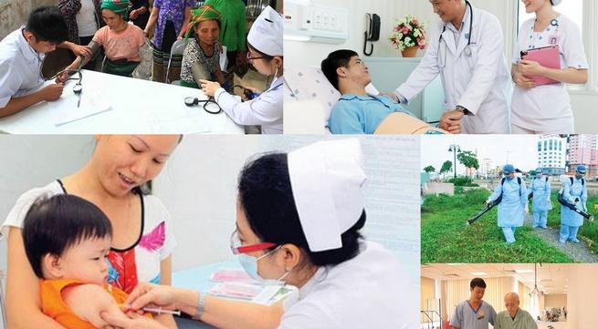 Kết quả hình ảnh cho Kế hoạch thực hiện Nghị quyết số 20-NQ/TW về tăng cường công tác bảo vệ, chăm sóc và nâng cao sức khỏe nhân dân trong tình hình mới