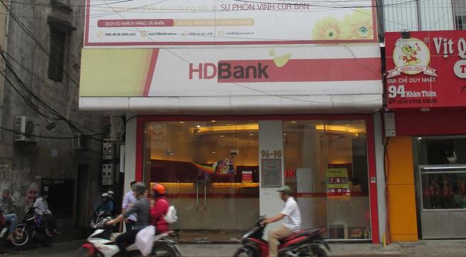 Khách hàng rối mù vì lãi suất của ngân hàng HDBank