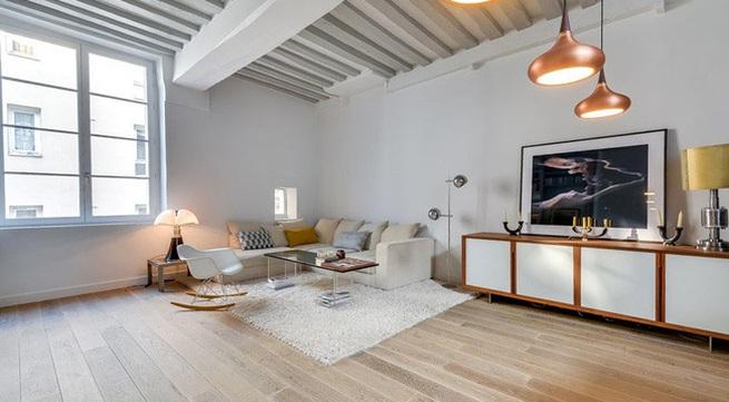 10 mẹo hữu dụng để trang trí phòng khách nhỏ