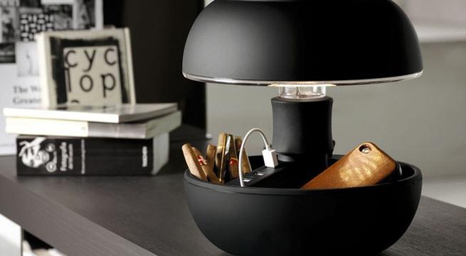 Những mẫu đèn ngủ để bàn độc đáo không thể thiếu trong phòng ngủ của bạn