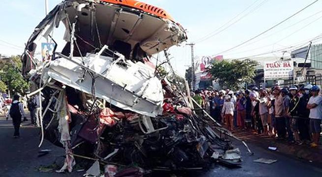 Vụ tai nạn thảm khốc tại Gia Lai: Hiện còn 2 người bị thương rất nặng