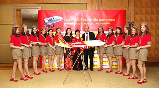 Thái Vietjet mở rộng mạng bay quốc tế sau khi được tiếp tục bay
