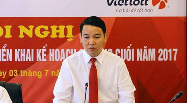 Bộ Tài chính lý giải việc Tổng giám đốc Vietlott Tống Quốc Trường nghỉ việc