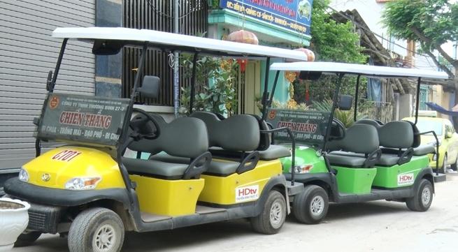 Thanh Hóa: Bí thư tỉnh ủy chỉ đạo UBND tỉnh nghiên cứu việc cấp phép cho xe điện 4 bánh