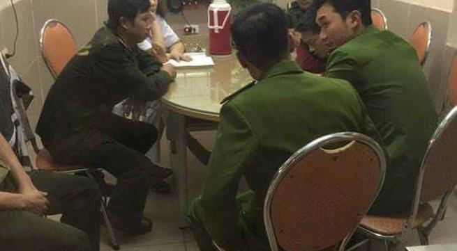 Người đàn ông bị bảo vệ BV Phụ Sản Hà Nội hành hung khi đưa người nhà đến khám