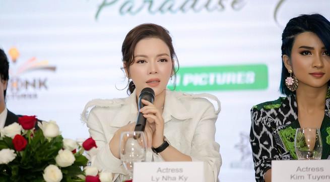 Lý Nhã Kỳ bật mí những điều thú vị khi đóng chung phim với Han Jae Suk