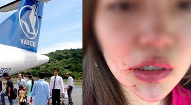 Hai nữ tiếp viên đánh nhau khi vừa xuống sân bay Tân Sơn Nhất