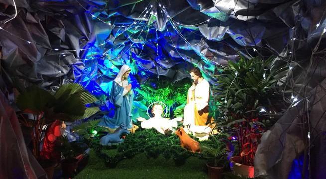Tưng bừng không khí đón Giáng sinh tại Hà Tĩnh
