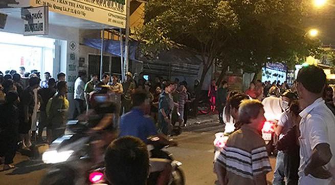 Phát hiện cô gái nghi bị sát hại trong tiệm thuốc tây ở Sài Gòn