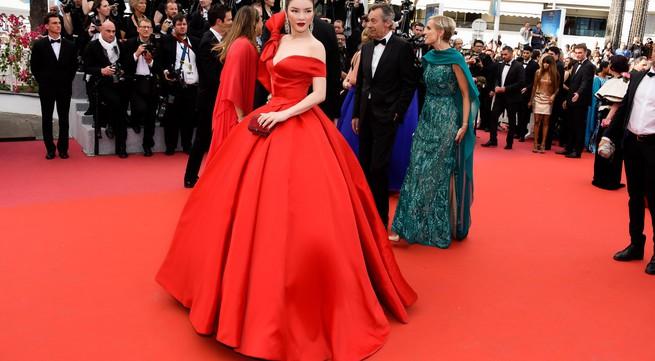 Bí mật của Lý Nhã Kỳ, Phạm Băng Băng sau những tấm hình bắt mắt tại Cannes
