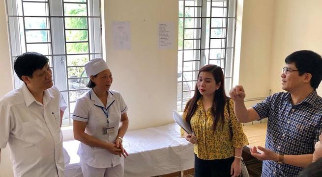 Tăng cường tin học hoá cho các trạm y tế xã Lào Cai