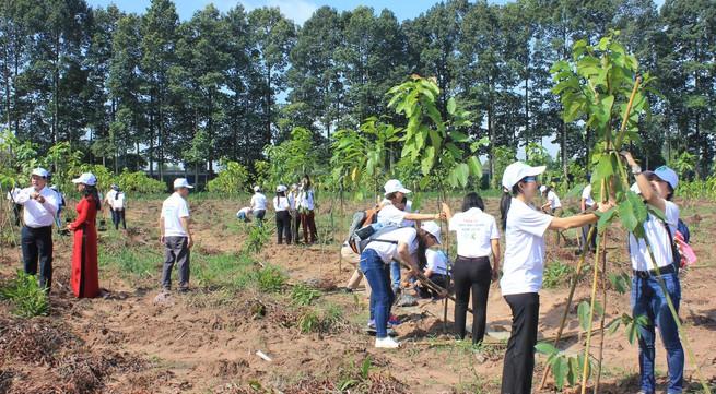 Doanh nghiệp đồng hành bảo vệ môi trường tại Đồng Nai