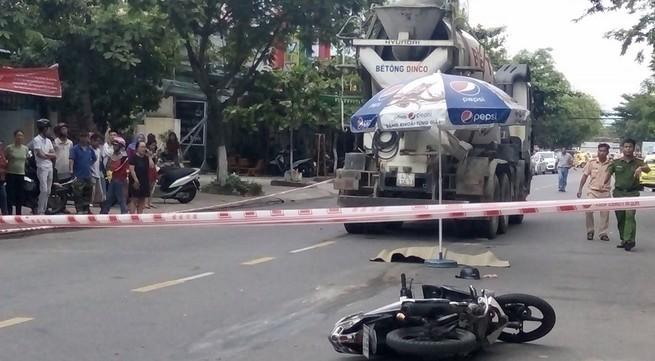 Từ TP.HCM về Đà Nẵng đi viếng mộ, 3 mẹ con gặp tai nạn thương vong