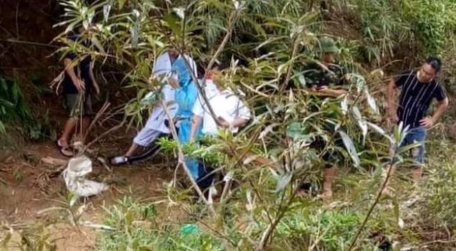 Thanh Hóa: Thi thể cháu bé mất tích do lũ quét được tìm thấy cách nhà khoảng 4km