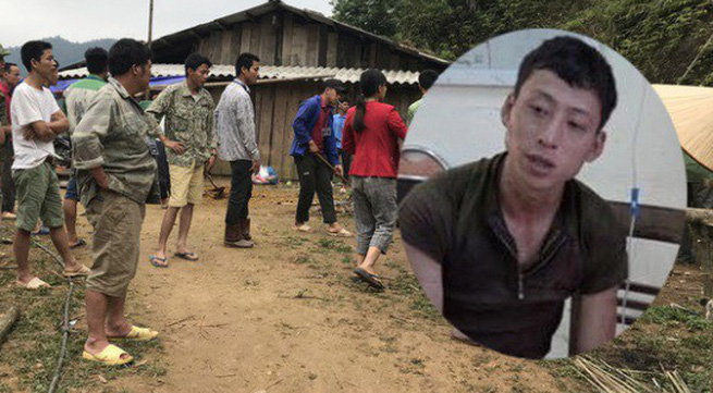 Khởi tố vụ hiếp dâm bất thành, giết 4 người bịt đầu mối
