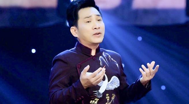 """Ca sĩ Quang Thành ra mắt """"Lam Phương tuyệt phẩm"""""""