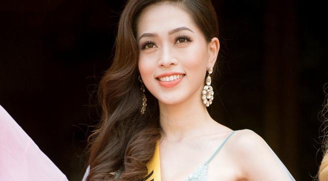 Á hậu Bùi Phương Nga nổi bật tại Miss Grand International 2018
