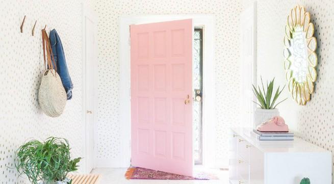 Căn hộ được bao bọc bởi những gam màu pastel ngọt ngào khiến trái tim ai cũng tan chảy