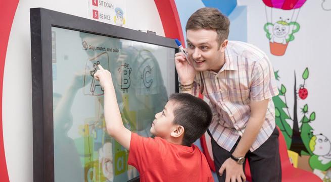 4 ưu điểm đặc biệt của trung tâm Anh ngữ trẻ em Apax Leaeders