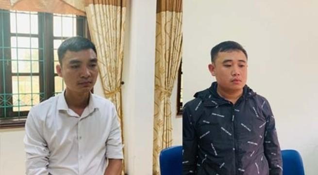 Bắt tạm giam 2 cán bộ Ban Giải phóng mặt bằng và tái định cư TP Thanh Hóa