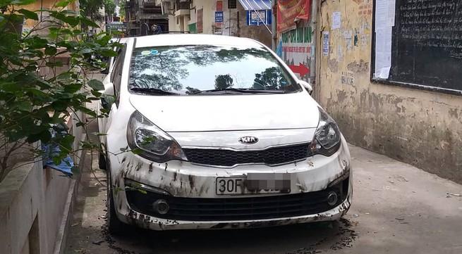 Kết luận bất ngờ của cơ quan công an về vụ xe Kia Rio bị cháy trong đêm tại Hà Nội