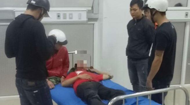 Người đàn ông nợ tiền bị dí súng vào đầu bắn nhưng may mắn chỉ thương nhẹ