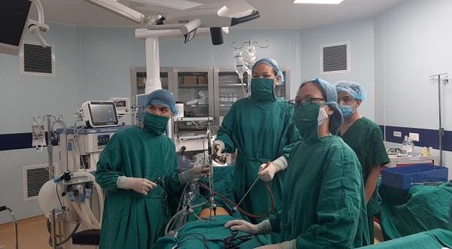 Chậm kinh 20 ngày, đau tức vùng bụng, nữ bệnh nhân không ngờ mang thai ở vị trí hiếm gặp