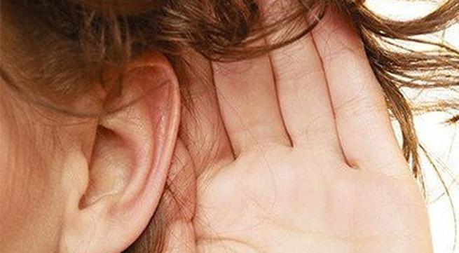 Cách xử trí khi bị ù tai