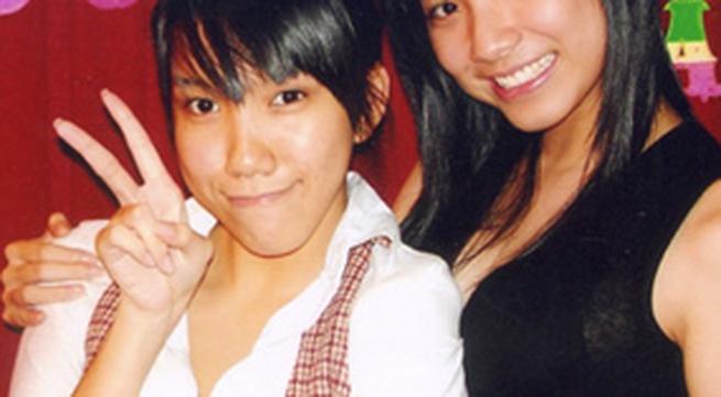 Cận cảnh nhan sắc thật của em gái mỹ nhân Việt