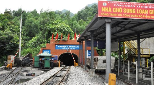 Quảng Ninh: Tụt lò chợ, 1 công nhân thiệt mạng