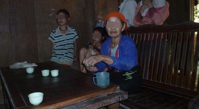 Cơn lốc sơn nữ xuống phố và những nỗi đau đè nặng bản làng