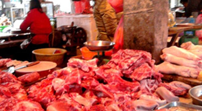 30.000 đồng/kg thịt lợn chẳng ai mua