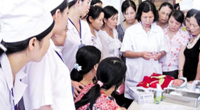 Kết quả sàng lọc sơ sinh qua website: Hiệu quả quản lý, tiếp cận rộng rãi cộng đồng