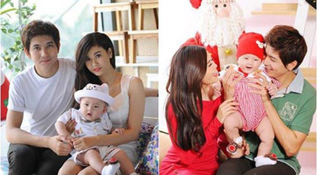 """Những cái """"nhất"""" của các ông bố nổi tiếng trong showbiz Việt"""