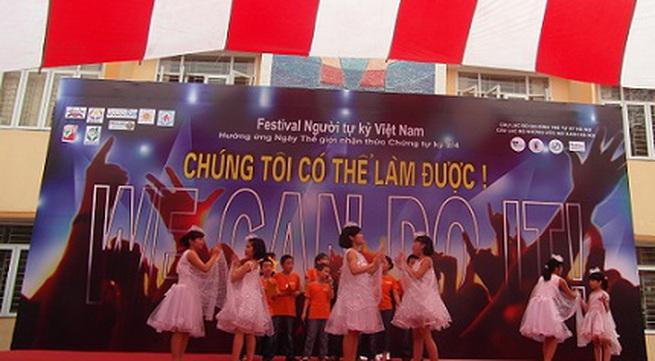 """Người tự kỷ Việt Nam tự tin: """"Chúng tôi có thể làm được!"""""""