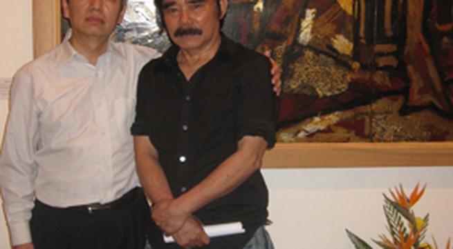 Bộ sưu tập tranh đặc sắc của Tiến sĩ Nguyễn Sĩ Dũng